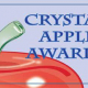 crystal apple awards