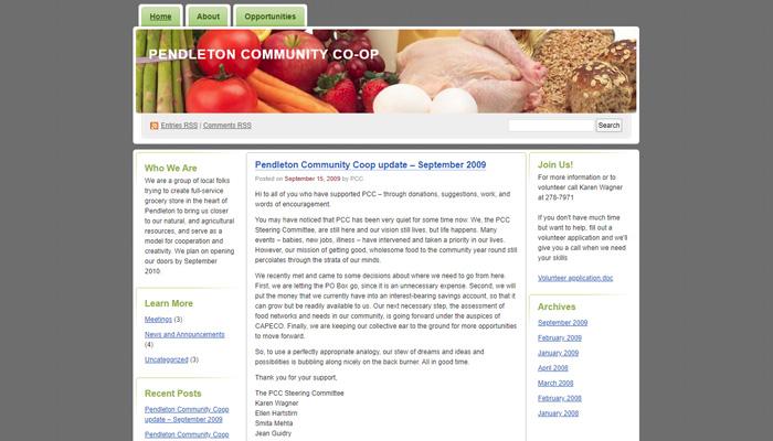 Pendleton Community Co-Op